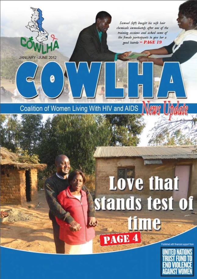 COWLHA in Malawi Receives Human Rights Award