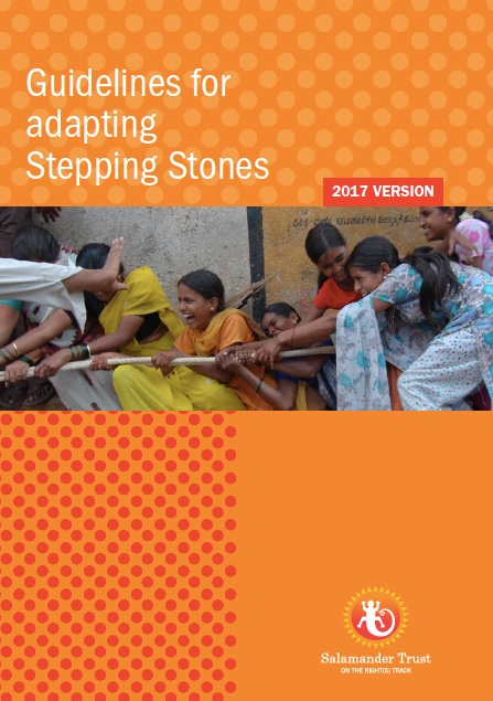 Updated Stepping Stones Adaptations 2017